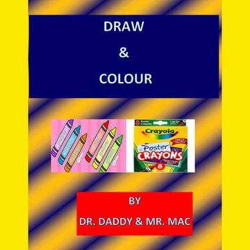 LEARN TO DRAW AND COLOUR