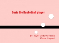 Suzi the Basketball player