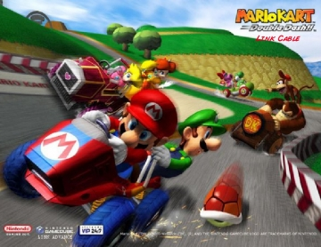 Mario Kart Double Dash!! Link Cable