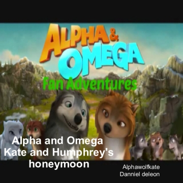 Alpha and omega the honeymoon