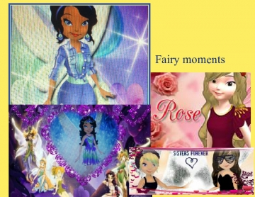 Fairy moments