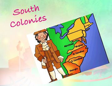 South Colonies