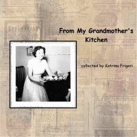 From Grandma's Kitchen - 4th Edition