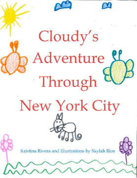 Cloudy's Adventure Through New York City