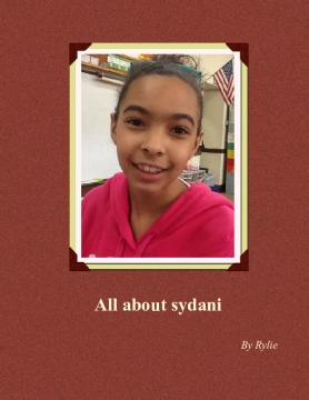 All about my friend sydani