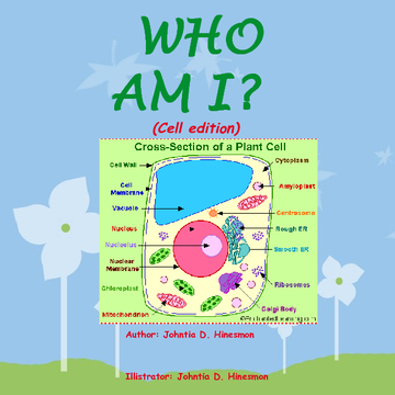 Who am I? (Cell edition)
