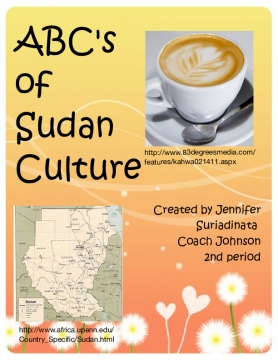 ABC's of Sudan Culture
