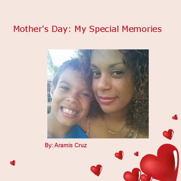 "Aramis Cruz ""Mother's Day Book"