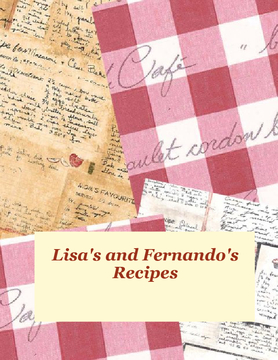 Lisa's Recipe Book