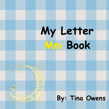 My Letter Mm Book
