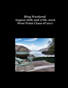 West Point Ring Weekend August 26th and 27th, 2016