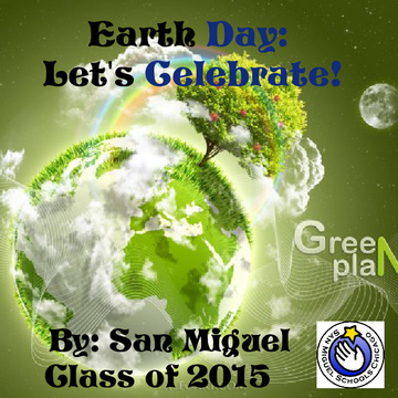 Earth Day: Let's Celebrate!