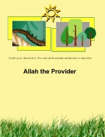 Allah the Provider