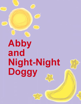 Abby and Night-Night Doggy