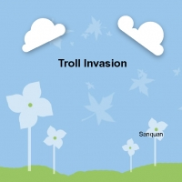 Troll Invasion