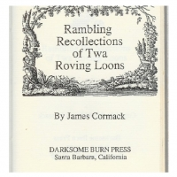 Rambling Recollections of Twa Roving Loons