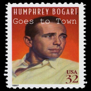 Humphrey Bogart Goes to Town