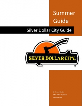 Silver Dollar City Summer Guide