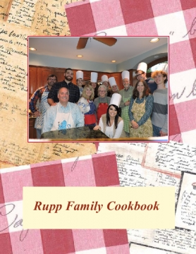 Rupp Family Cookbook