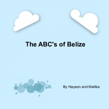The ABC's of Belize