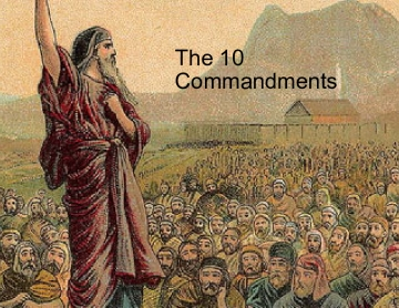 The 10 Commandments