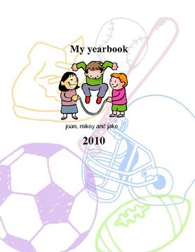 my yearbook