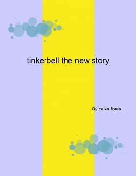 tinkerbell the new story