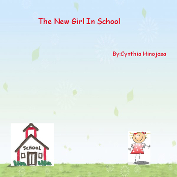 The New Girl In School