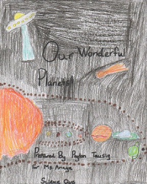 Our Wonderful Planets!