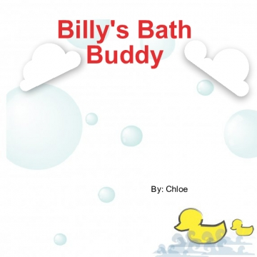 Billy's Bath Buddy