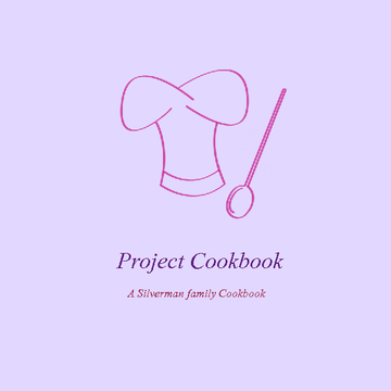 Project Cookbook