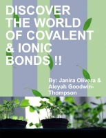 DISCOVER THE WORLD OF COVALENT & IONIC BONDS
