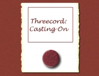 Threecord:  Casting On