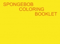 SPONGEBOB COLORING BOOKLET