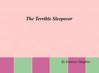 The Terrible Sleepover