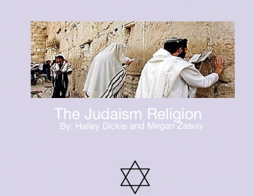 Judaism Religion