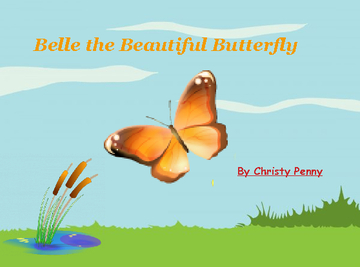 Belle the Beatiful Butterfly