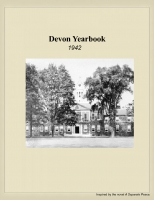 Devon Yearbook 1942
