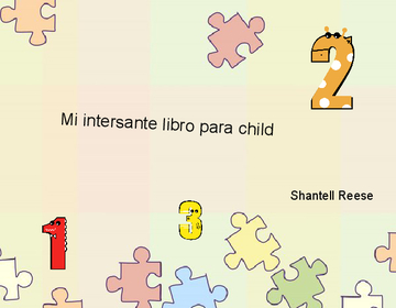 Mi intersante libro para child