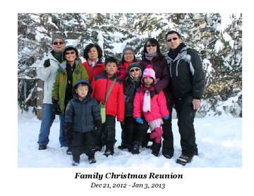 Family Christmas Reunion