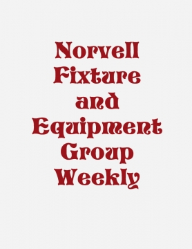 Norvell Fixture and Equipment Group Weekly Flyer