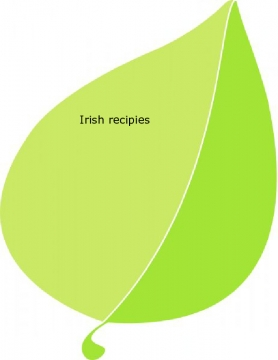 Irish recipies