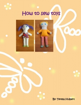 How to sew toys