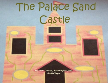 The Palace Sand Castle
