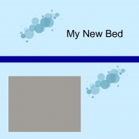 My new bed