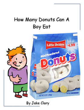 How Many Donuts Can A Boy Eat