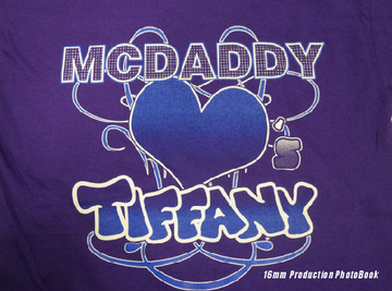 McDaddy Hearts Tiffany