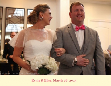 Wedding Album for Kevin & Elise