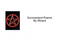 Summerland Poems