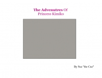 The Adventures of Princess Kimiko